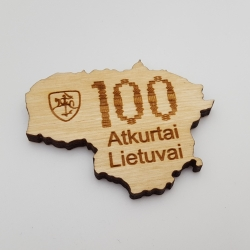 "Magnetukas ""Lietuva"""