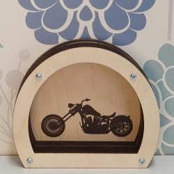 """Taupyklė """"Motociklas"""""""